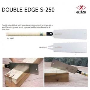 Cua hai luoi DOUBLE EDGE S-250