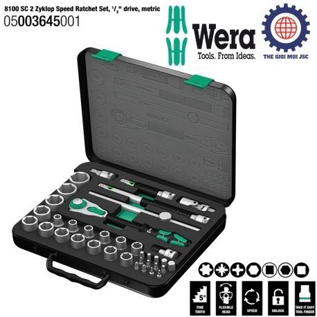 Bo tuyp 8100 SC 2 – Wera 05003645001