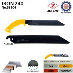 Cua cat ong sat Iron 240