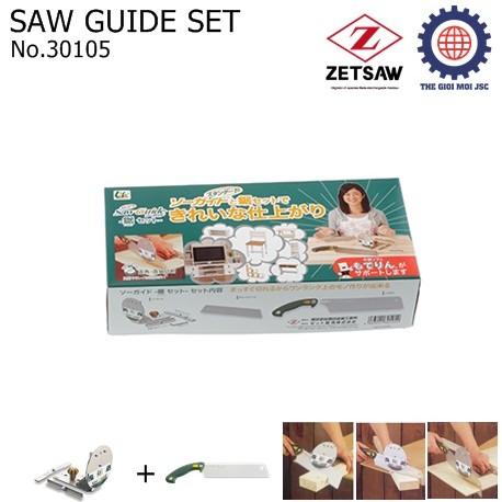 Bo dan huong cua SAW GUIDE SET – ZETSAW 30105