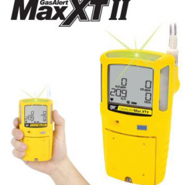 Máy đo khí đa chỉ tiêu CO, H2S, LEL, O2 BW GasAlert Max XT II