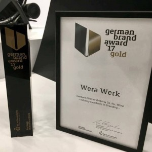 GOLD German Brand Award 2017 -1