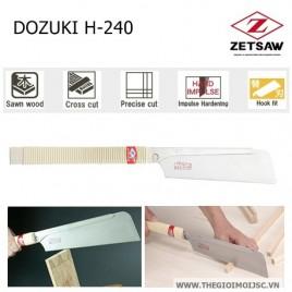 CƯA GỖ DOZUKI H-240