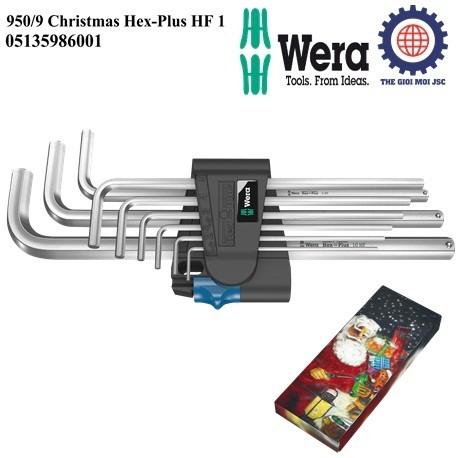 950-9 Christmas Hex-Plus HF 1