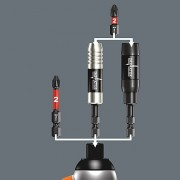 851-4 IMP DC SB Impaktor bits - 08
