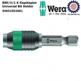 Rapidaptor Magnetic Bit Holder (889/4/1) – WERA 05052502001