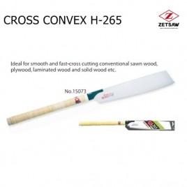 Cưa gỗ lưỡi cưa lồi Cross Convex H-265