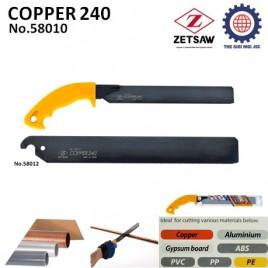CƯA CẮT ỐNG ĐỒNG ĐA NĂNG COPPER 240 – ZETSAW 58010