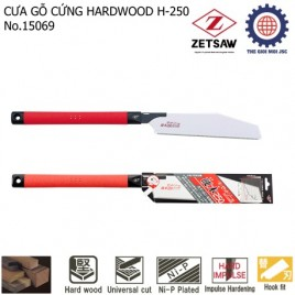 CƯA GỖ CỨNG HARDWOOD H-250 – ZETSAW 15069