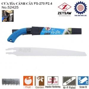 Cua tia canh cay FS-270 P2.4