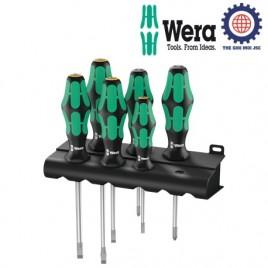 Bộ tua vít 6 chiếc cao cấp – Wera 05105656001