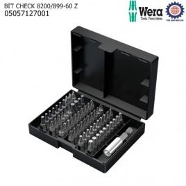 Bộ Bit Check 8200/899-60 Z  – WERA 05057127001