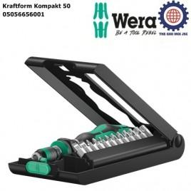 Bộ Kraftform Kompakt 50 – Wera 05056656001