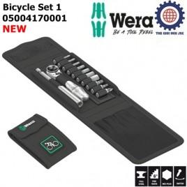 Bộ dụng cụ Bicycle Set 1 Wera 05004170001