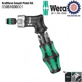 Súng mở vít Kraftform Kompakt Pistol RA – Wera 05051030001
