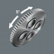 8100 SASC 2 Zyklop Speed Ratchet Set - the gioi moi jsc 6