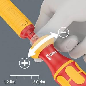 Kraftform Kompakt VDE 15 Torque 1.2-3.0 Nm extra slim 1v - the gioi moi jsc - 5