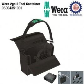 Túi xách đựng dụng cụ Wera 2go – Wera 05004351001