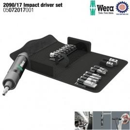 Bộ vít đóng tự động 2090/17 Impact driver set – WERA 05072017001