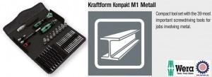 Bộ Kraftform Kompakt M 1 Metal