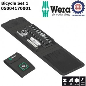 Bo dung cu Wera Bicycle Set 1