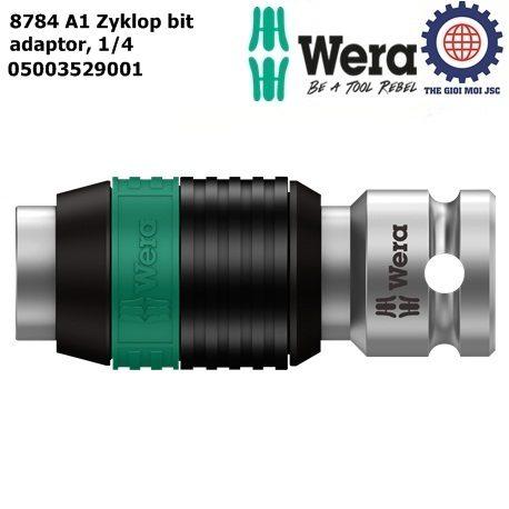 8784 A1 Zyklop bit adaptor Wera 05003529001
