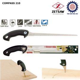 Cưa lọng cầm tay Nhật bản Compass 210 Zetsaw 30029